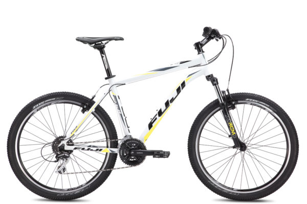 6784599b1afe6cb9eed3c42fd7c4ed7c 600x400 - Велосипед Fuji MOUNTAIN  мод. NEVADA 1.7 V USA  A-2-SL алюминий р. 23  цвет белый