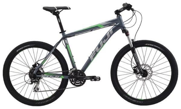 D092D0B5D0BBD0BED181D0B8D0BFD0B5D0B4 Fuji Nevada 1.6 D  2014  600x361 - Велосипед Fuji 2014 MOUNTAIN  мод. NEVADA 1.6 D USA  A-2-SL алюминий р. 15  цвет серый