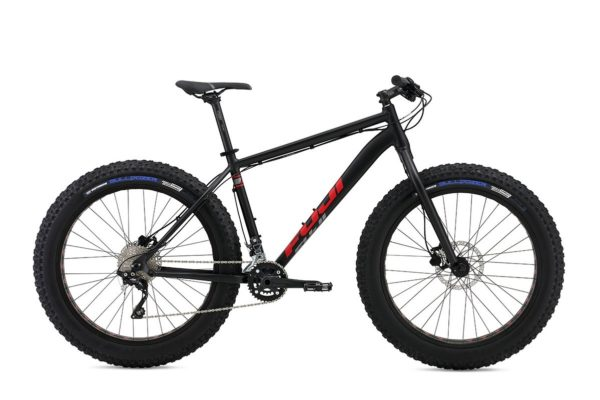 Fuji Wendigo 26 1.1  2016  600x400 - Велосипед Fuji 2016 MTB FAT мод. WENDIGO 26 1.1 USA A1-SL р. 17  цвет чёрный