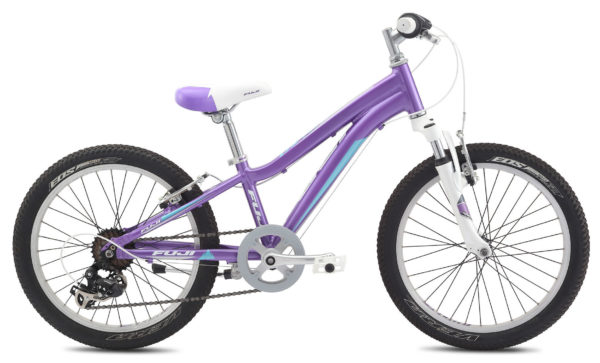 dynamite 203 3 lowres 600x363 - Велосипед Fuji 2014 KIDS MOUNTAIN  мод. DYNAMITE 20 G  USA  A-1-SL алюминий р. 10  цвет фиолетовый