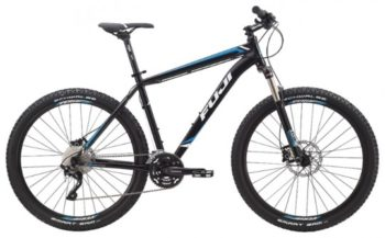 foto 350x217 - Велосипед Fuji 2015 MTB мод. Nevada 27-5 1.1 D USA A2-SL р. 19  цвет чёрно синий