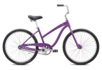 fuji captiva st purple 1200 350x239 - Велосипед Fuji 2014 LADY CRUISER   мод. CAPTIVA ST  USA  A-1-SL алюминий р. 17  цвет фиолетовый