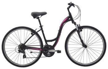 i  8  350x224 - Велосипед Fuji 2014 LADY COMFORT 700C   мод. CROSSTOWN EQP 2.3 LS USA  A-2-SL алюминий р. 19  цвет чёрный