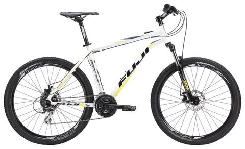 large D092D0B5D0BBD0BED181D0B8D0BFD0B5D0B4 Fuji Nevada 1.7 D  2013  2 - Велосипед Fuji MOUNTAIN  мод. NEVADA 1.7 D USA  A-2-SL алюминий р. 23  цвет белый