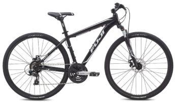 traverse 17 disc main photo lowres 350x204 - Велосипед Fuji 2015 LIFESTYLE мод. Traverse 1.7 D USA A2-SL р. 22  цвет чёрный