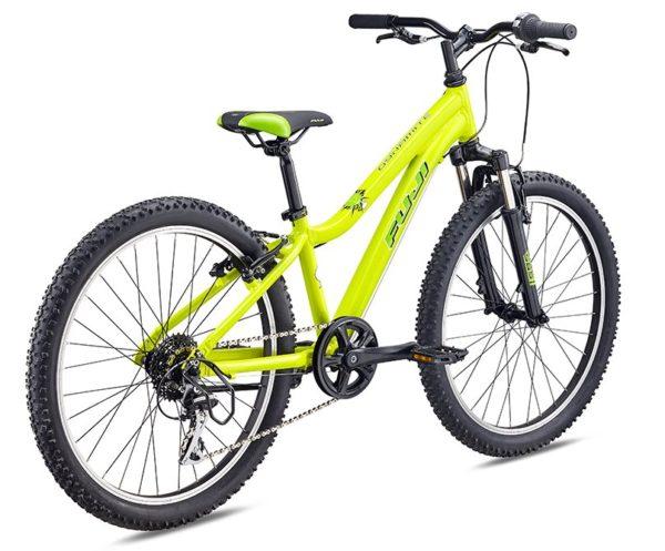 Fuji KIDS Dynamite 24 COMP limon 3 600x497 - Велосипед Fuji 2020 MTB KIDS мод. Dynamite 24 COMP  A1-SL р. 12 цвет лимонный