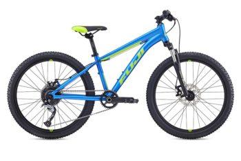 Fuji KIDS Dynamite 24 PRO DISC goluboy 1 350x233 - Велосипед Fuji 2020 MTB KIDS мод. Dynamite 24 PRO DISC  A1-SL р. 12 цвет голубой металлик