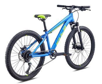 Fuji KIDS Dynamite 24 PRO DISC goluboy 3 350x290 - Велосипед Fuji 2020 MTB KIDS мод. Dynamite 24 PRO DISC  A1-SL р. 12 цвет голубой металлик