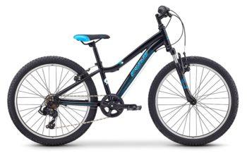Fuji KIDS Dynamite 24 SPORT 12 black 1 350x227 - Велосипед Fuji 2020 MTB KIDS мод. Dynamite 24 SPORT  A1-SL р. 12 цвет чёрный
