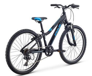 Fuji KIDS Dynamite 24 SPORT 12 black 3 350x290 - Велосипед Fuji 2020 MTB KIDS мод. Dynamite 24 SPORT  A1-SL р. 12 цвет чёрный