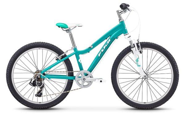 Fuji KIDS Dynamite 24 SPORT 12 izumrud 1 600x389 - Велосипед Fuji 2020 MTB KIDS мод. Dynamite 24 SPORT  A1-SL р. 12 цвет изумрудный