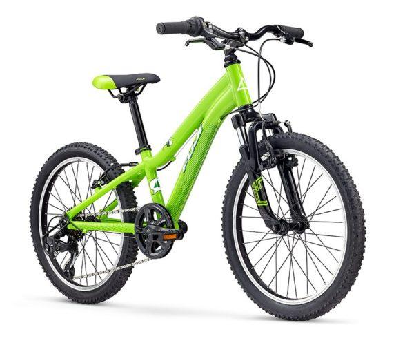 Fuji KIDS Dynamite 24 green2 600x491 - Велосипед Fuji 2020 MTB KIDS мод. Dynamite 20  A1-SL р. 10 цвет зелёный