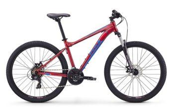 Fuji LADY Addy 27.5 1.9 D red 1 350x227 - Велосипед Fuji 2020 MTB LADY мод. Addy 27.5 1.9 D  A2-SL р. 17 цвет красный металлик