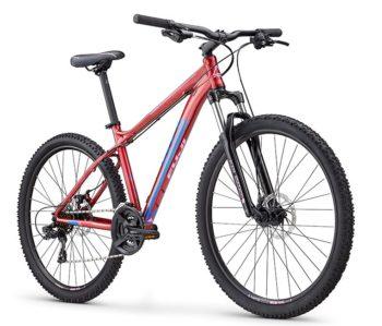 Fuji LADY Addy 27.5 1.9 D red 2 350x299 - Велосипед Fuji 2020 MTB LADY мод. Addy 27.5 1.9 D  A2-SL р. 17 цвет красный металлик