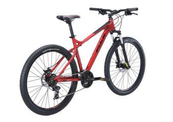 Fuji Nevada 27.5 1.9 D red 3 350x247 - Велосипед Fuji 2020 MTB мод. Nevada 27.5 1.9 D  A2-SL р. 15 цвет красный металлик