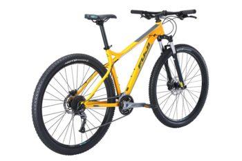 Fuji nevada 29 1.5 D 3 350x233 - Велосипед Fuji 2020 MTB мод. Nevada 29 1.5 D  A2-SL р. 17 цвет жёлтый металлик