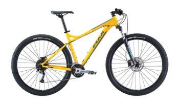 Fuji nevada 29 1.5 D 350x201 - Велосипед Fuji 2020 MTB мод. Nevada 29 1.5 D  A2-SL р. 17 цвет жёлтый металлик