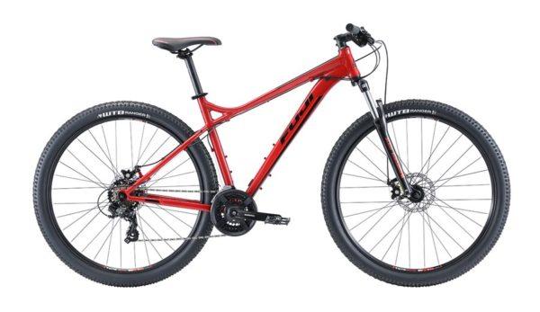 Fuji nevada 29 1.9 D red 1 600x347 - Велосипед Fuji 2020 MTB мод. Nevada 29 1.9 D  A2-SL р. 17 цвет красный металлик