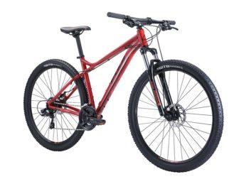 Fuji nevada 29 1.9 D red 2 350x252 - Велосипед Fuji 2020 MTB мод. Nevada 29 1.9 D  A2-SL р. 17 цвет красный металлик