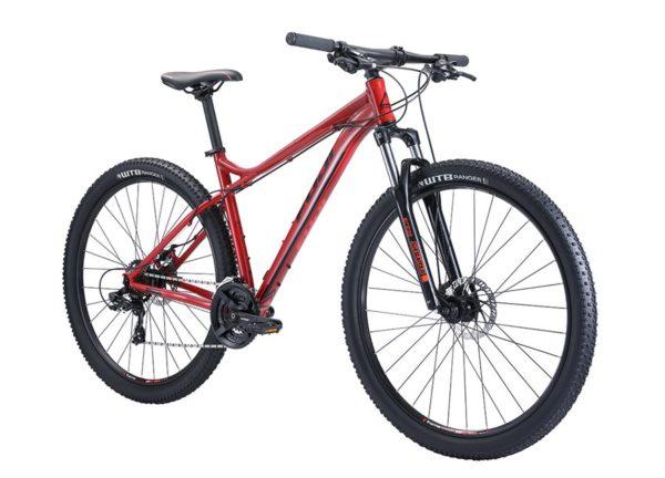 Fuji nevada 29 1.9 D red 2 600x432 - Велосипед Fuji 2020 MTB мод. Nevada 29 1.9 D  A2-SL р. 17 цвет красный металлик