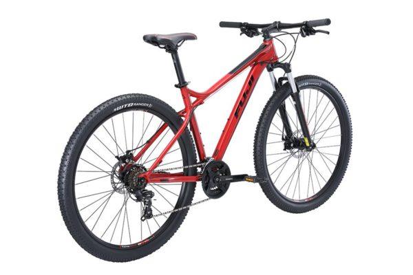 Fuji nevada 29 1.9 D red 3 600x400 - Велосипед Fuji 2020 MTB мод. Nevada 29 1.9 D  A2-SL р. 17 цвет красный металлик