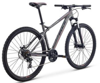 Fuji nevada 29 1.9 D seryi3 350x291 - Велосипед Fuji 2020 MTB мод. Nevada 29 1.9 D  A2-SL р. 17 цвет серый металлик