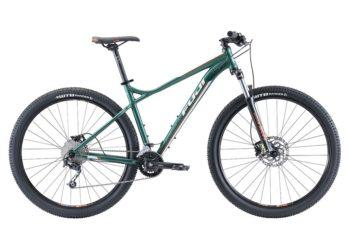 Velo nevada 29 1 3 green1 350x228 - Велосипед Fuji 2019 MTB мод. Nevada 29 1.3 D USA A2-SL р. 19 цвет зелёный металлик