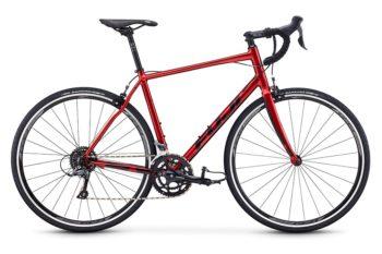 fuji sportif 2 3 krasniy 1 350x233 - Велосипед Fuji 2020 ROAD  мод. SPORTIF 2.3  A2-SL р. 49 цвет красный металлик