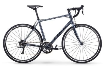 fuji sportif 2 3 seryi 1 350x233 - Велосипед Fuji 2020 ROAD  мод. SPORTIF 2.3  A2-SL р. 49 цвет серый металлик
