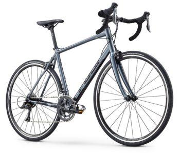 fuji sportif 2 3 seryi 2 350x298 - Велосипед Fuji 2020 ROAD  мод. SPORTIF 2.3  A2-SL р. 49 цвет серый металлик