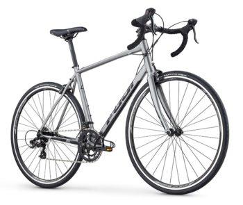 fuji sportif 2 5 seriy 2 350x295 - Велосипед Fuji 2020 ROAD  мод. SPORTIF 2.5  A2-SL р. 49 цвет серебряный металлик