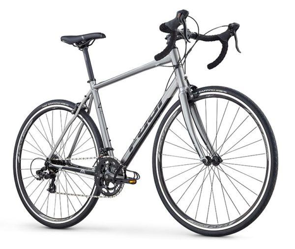 fuji sportif 2 5 seriy 2 600x506 - Велосипед Fuji 2020 ROAD  мод. SPORTIF 2.5  A2-SL р. 61 цвет серебряный металлик