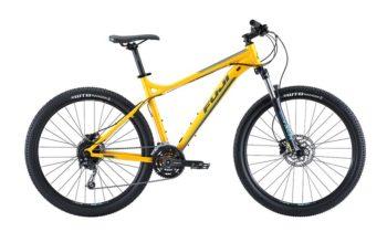 fuji nevada 27.5 1.5 D ellow 1 350x210 - Велосипед Fuji 2020 MTB мод. Nevada 27.5 1.5 D  A2-SL р. 15 цвет жёлтый металлик