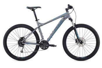 fuji nevada 27.5 1.5 D grey 1 350x233 - Велосипед Fuji 2020 MTB мод. Nevada 27.5 1.5 D  A2-SL р. 19 цвет серебряный металлик
