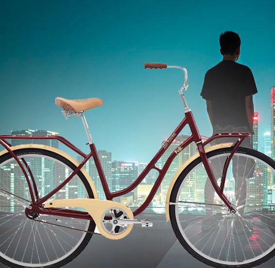gorodskie velo pposad - Велосипеды в Электростали Московская область