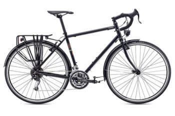 velosiped fuji touring 350x232 - Велосипед Fuji 2020 TOURING  мод. TOURING  Cr-Mo р. 52 цвет чёрный металлик