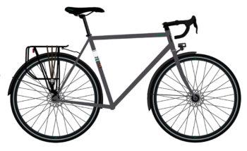 1 350x214 - Велосипед Fuji 2021 TOURING  мод. TOURING DISC LTD Cr-Mo Reynolds 520 р. 52 цвет серый