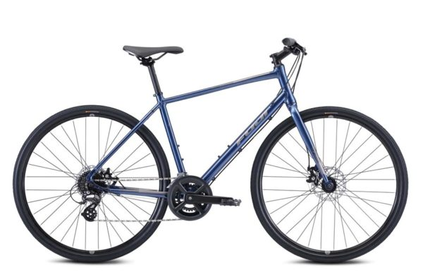 ABSOLUTE 1.9 USA A2 SL siniy 1 600x389 - Велосипед Fuji 2021  FITNESS мод. ABSOLUTE 1.9 USA A2-SL р. 21 цвет синий металлик