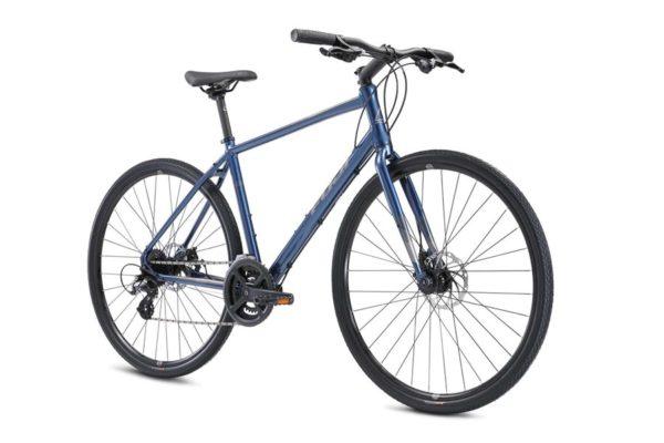 ABSOLUTE 1.9 USA A2 SL siniy 2 600x400 - Велосипед Fuji 2021  FITNESS мод. ABSOLUTE 1.9 USA A2-SL р. 21 цвет синий металлик