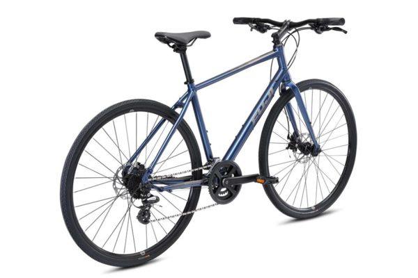 ABSOLUTE 1.9 USA A2 SL siniy 3 600x400 - Велосипед Fuji 2021  FITNESS мод. ABSOLUTE 1.9 USA A2-SL р. 21 цвет синий металлик