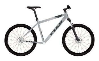 ADVENTURE Satin Silver 1 350x217 - Велосипед Fuji 2021 MTB мод. Adventure 27.5 A1-SL р. 17 цвет серебряный металлик