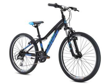 DYNAMITE Black Blue 1 350x271 - Велосипед Fuji 2021 MTB KIDS мод. Dynamite 24 COMP  A1-SL р. 12 цвет чёрно-синий