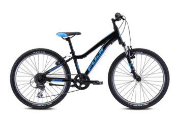 DYNAMITE Black Blue 350x233 - Велосипед Fuji 2021 MTB KIDS мод. Dynamite 24 COMP  A1-SL р. 12 цвет чёрно-синий