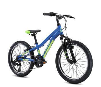 Dimamit siniy 2 350x303 - Велосипед Fuji 2021 MTB KIDS мод. Dynamite 20  A1-SL р. 10 цвет синий металлик