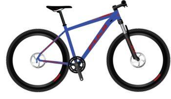 Nevada Blue 1 350x204 - Велосипеды в Павловском Посаде Fuji (Фуджи), STINGER, NOVATRACK, STELS, FORWARD и др...