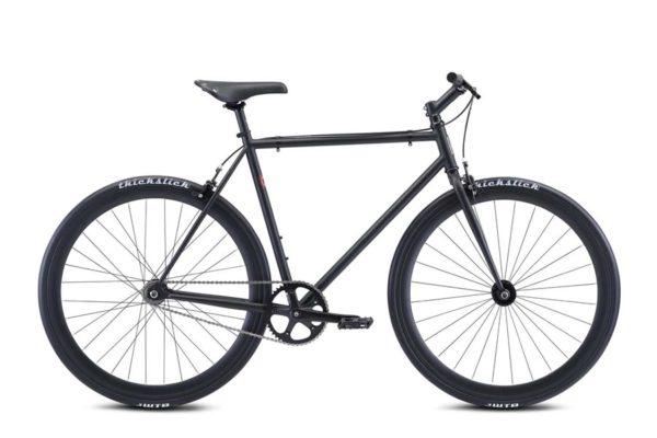 declaration black1 600x400 - Велосипед Fuji 2021 LIFESTYLE мод. Declaration USA Steel р. 58 цвет чёрный
