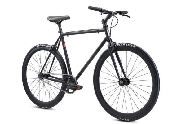 declaration black2 600x400 - Велосипед Fuji 2021 LIFESTYLE мод. Declaration USA Steel р. 58 цвет чёрный