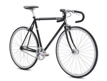 feather black 2 350x265 - Велосипед Fuji 2021 LIFESTYLE мод. Feather USA Cr-Mo Reynolds 520 р. 52 цвет чёрный
