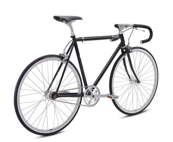 feather black 3 600x490 - Велосипед Fuji 2021 LIFESTYLE мод. Feather USA Cr-Mo Reynolds 520 р. 61 цвет чёрный