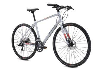 fuji absolutu 1.3 2 350x233 - Велосипед Fuji 2021  FITNESS мод. ABSOLUTE 1.3 USA A2-SL р. 17 цвет серебряный металлик
